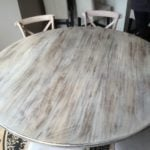 Naperville Kitchen Table Refinishing Projects