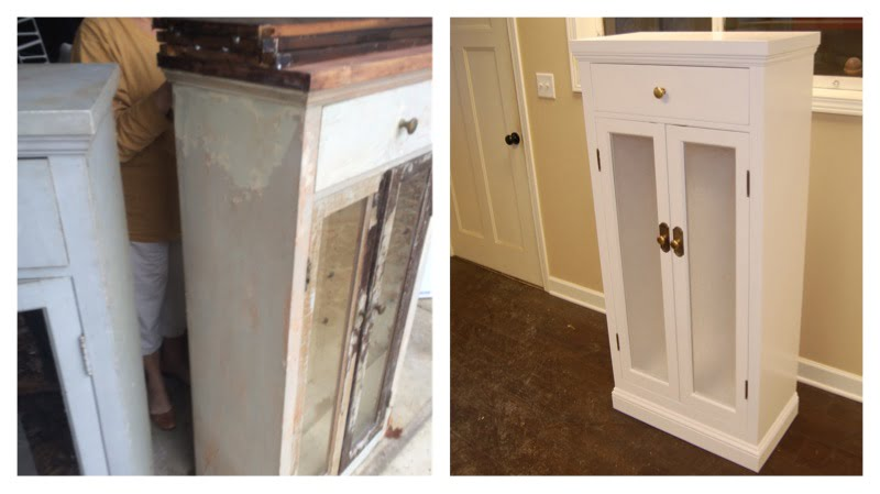 The Cabinets That Were Anything But Custom!!