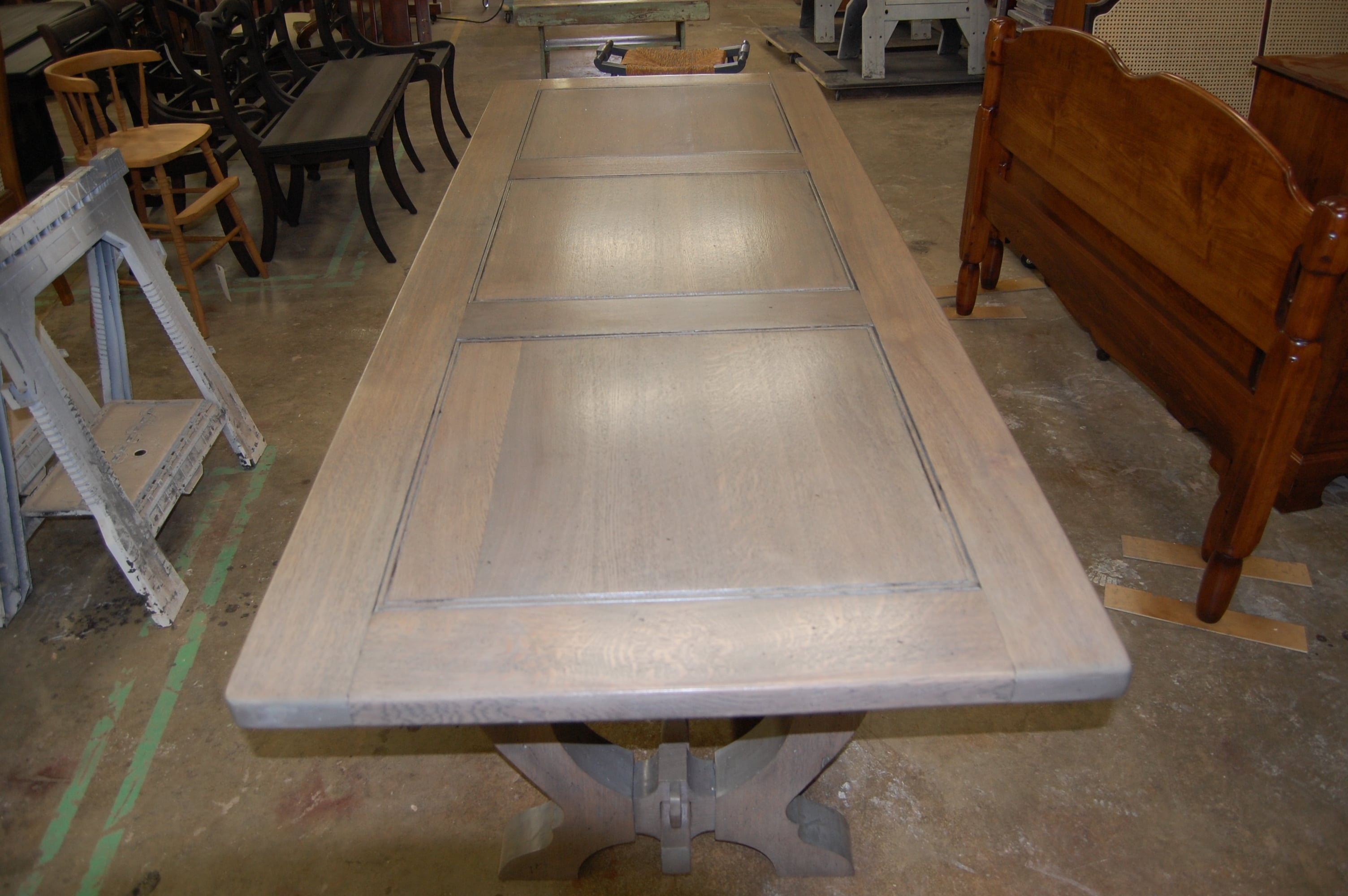 Furniture Refinishing – Grey Is The New Black!!