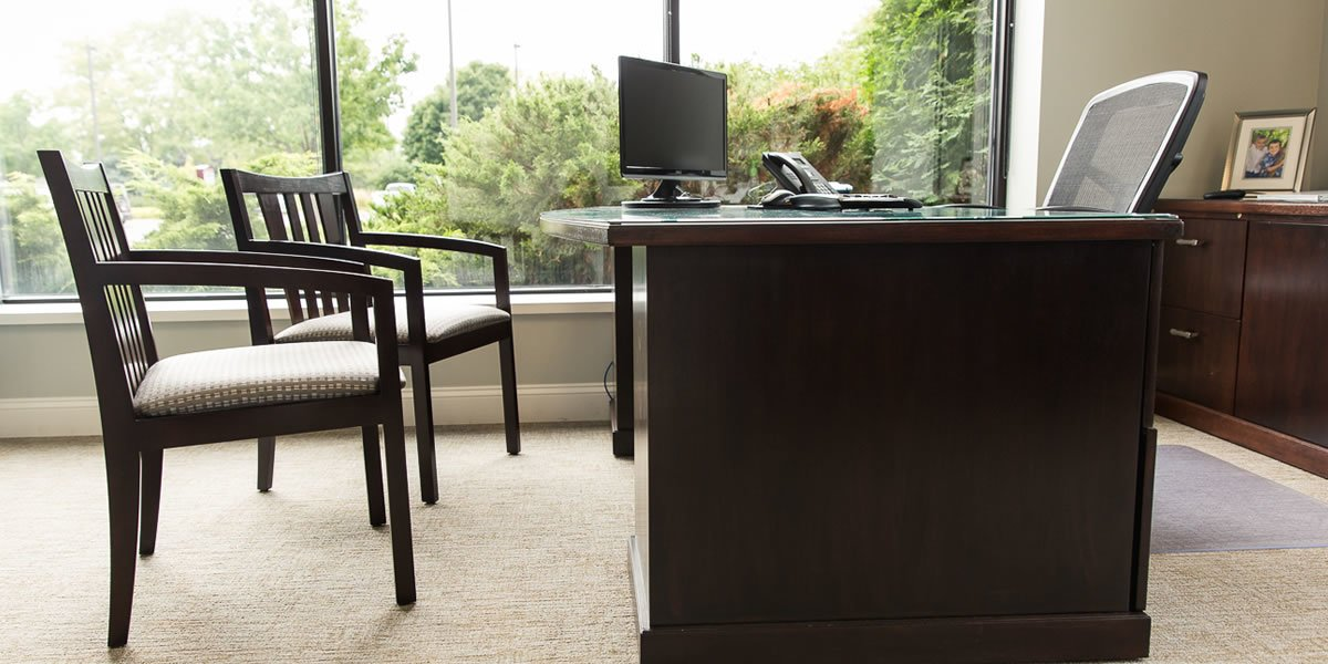 Custom Built Furniture and Refinishing – Cantera Financial Makeover!!