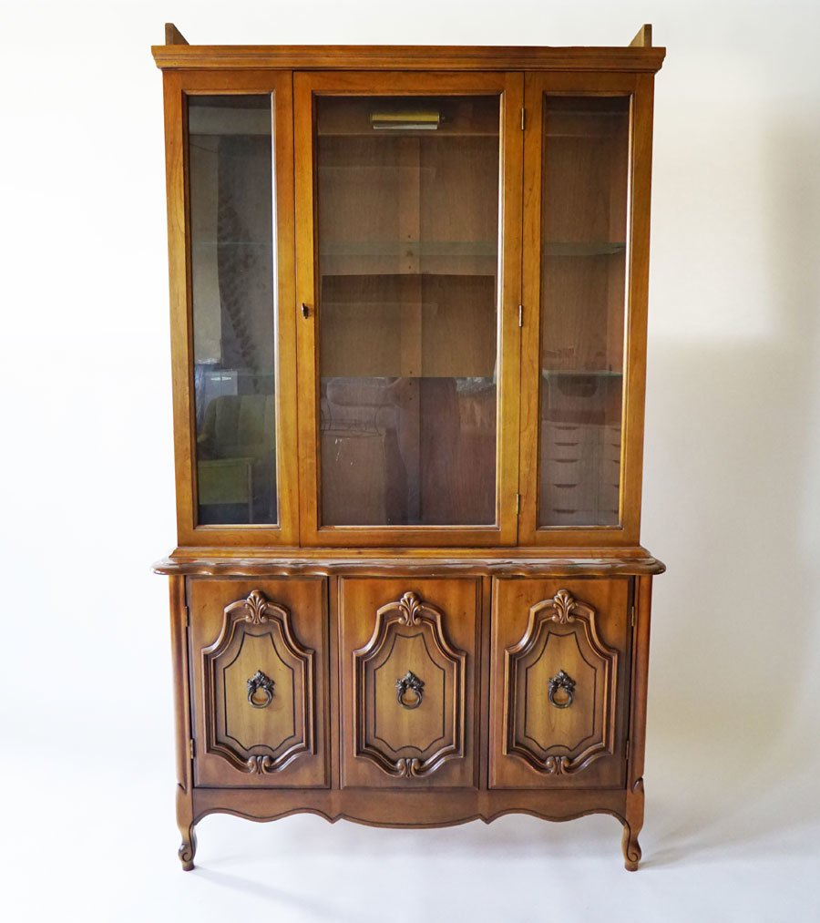 original brown cabinet
