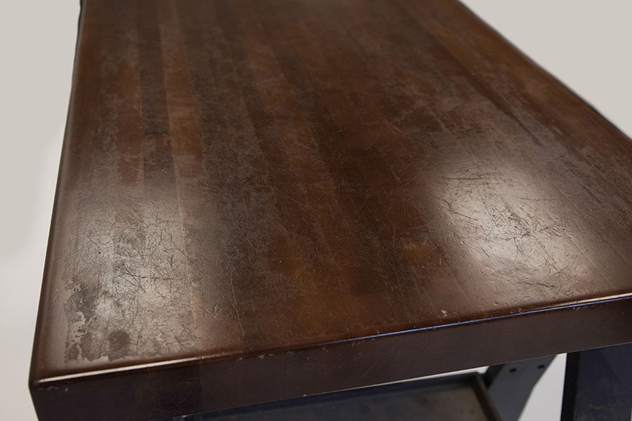 Original Scratched Tables