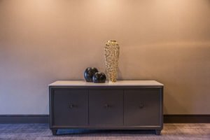 Repainted hilton cabinets