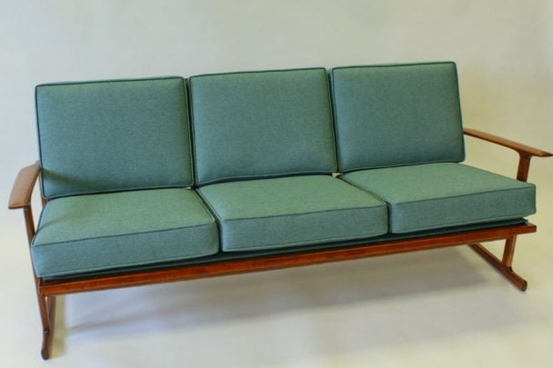 Couch Upholstery Project