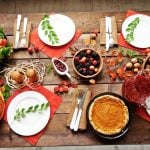 how to fit everyone at the holiday table